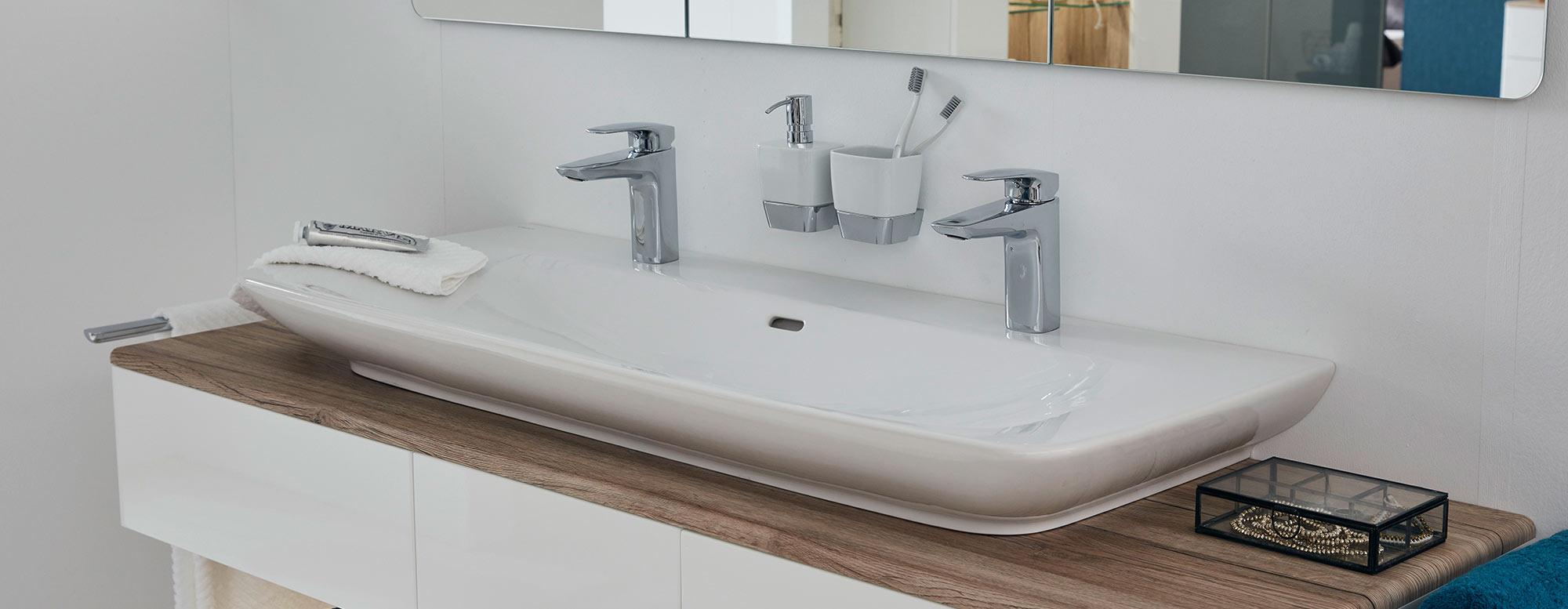 Bad aus einer Hand   Sanitär – Heizung – Klima – Lüftung von Thomas Sieberer